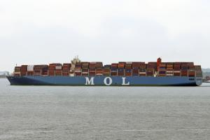 Photo of MOL TRIBUTE ship