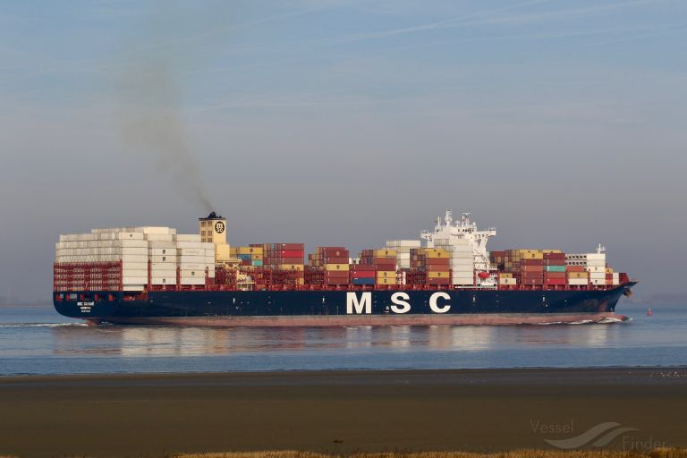 Photo de MSC GAYANE