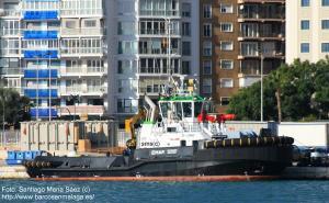 Photo of E-ONE ship