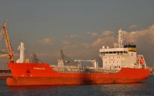 Photo of NABUCCO ship