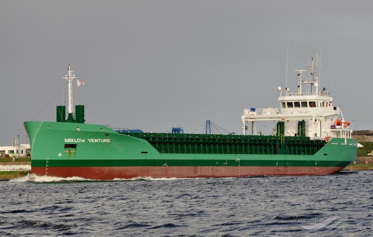 Φωτογραφία του πλοίου ARKLOW VENTURE