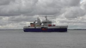 Photo of BIBBY WAVEMASTER 1 ship