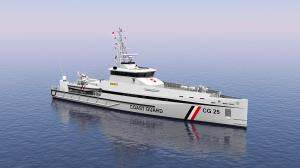 Photo of TTS QUINAM ship