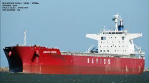 Photo of NAVIOS CORAL ship
