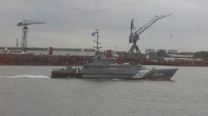 Photo of HMJS MIDDLESEX ship