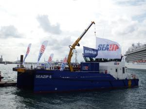 Photo of SEAZIP 6 ship