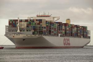 Photo of OOCL HONG KONG ship