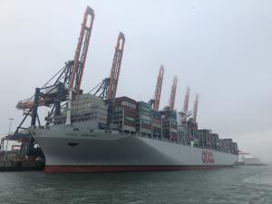 Photo of OOCL GERMANY ship