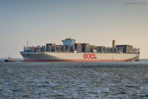 Photo of OOCL SCANDINAVIA ship