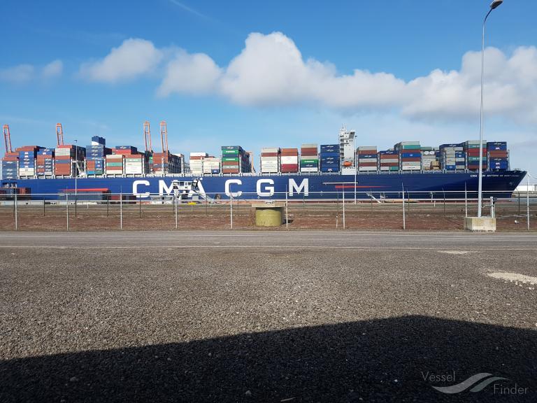 Cma cgm antoine de saint exupery container ship details - Cma cgm sailing schedule port to port ...