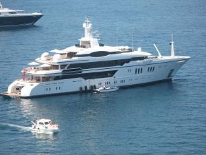 Photo of M/Y IRIMARI ship