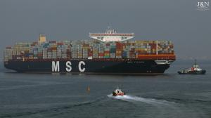 Photo of MSC VIVIANA ship