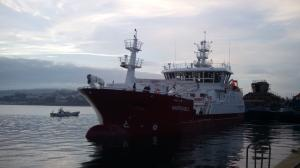 Photo of MARTIN SAELE ship