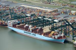Photo of MADRID MAERSK ship