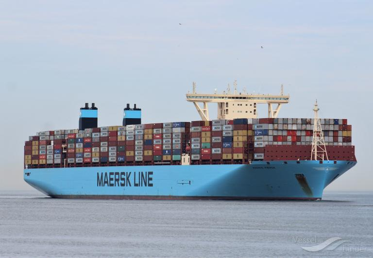 MADRID MAERSK, Container Ship - Details and current position
