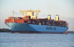 Photo of MUNICH MAERSK ship