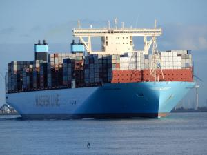 Photo of MOSCOW MAERSK ship