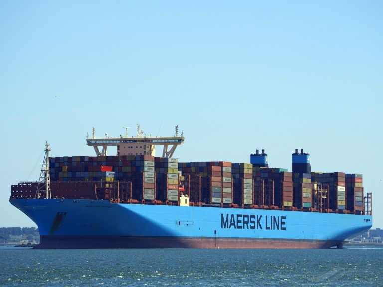 MOSCOW MAERSK photo