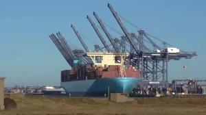 Photo of MILAN MAERSK ship