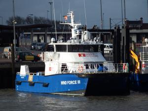 Photo of WIND FORCE III ship