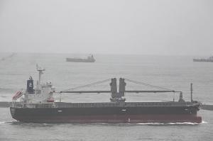 Photo of COSMIC OAK ship