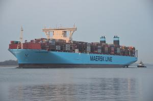 Photo of MANCHESTER MAERSK ship