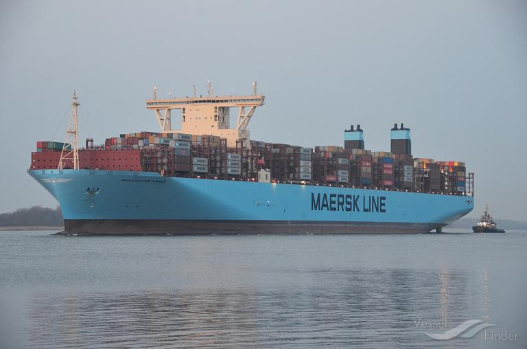 MANCHESTER MAERSK photo