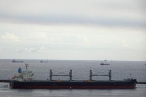 Photo of TCLC LUZHOU ship