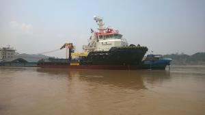 Photo of MV OSANYAMO ship