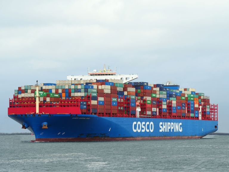 COSCO SHIPPING VIRGO photo