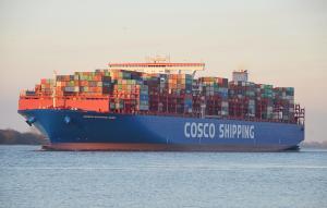 Photo of COSCO SHIPPING ARIES ship