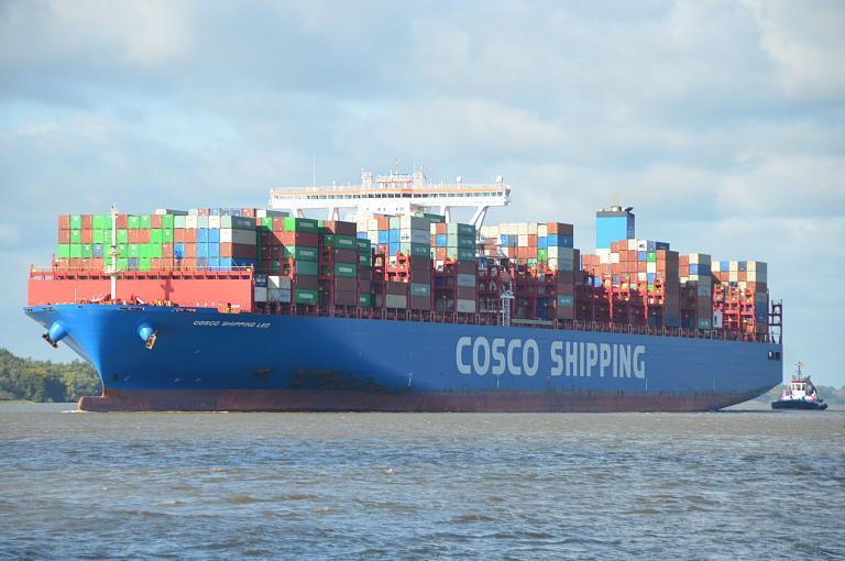COSCO SHIPPING LEO photo