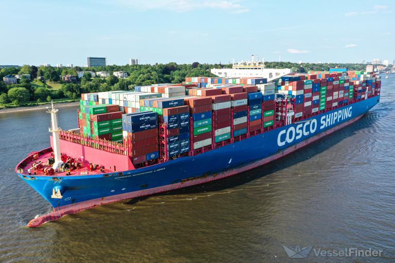 COSCO SHIPPING LIBRA photo