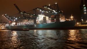 Photo of MAERSK HONG KONG ship