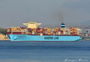 Photo of MAERSK HORSBURGH ship
