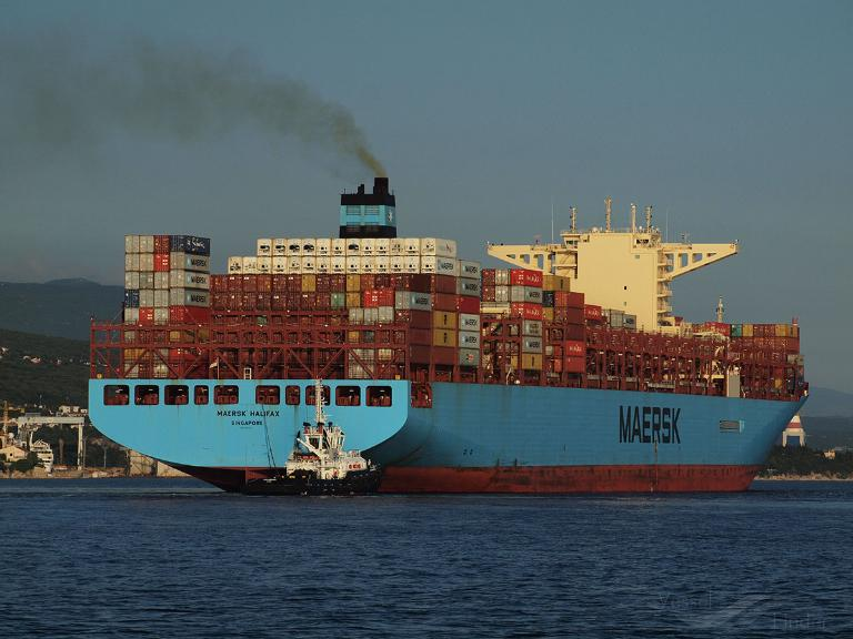 MAERSK HALIFAX photo