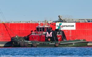 Photo of JAMES D MORAN ship