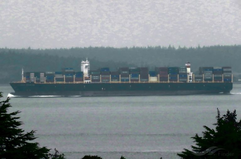 KOTA PEKARANG, Container Ship - Details and current position