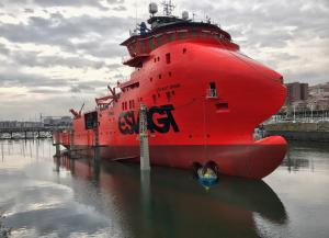 Photo of ESVAGT DANA ship
