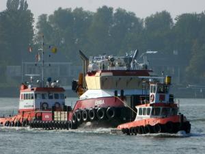 Photo of EMBA ship