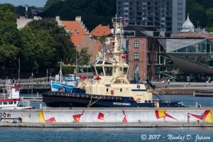Photo of SVITZER HERMOD ship