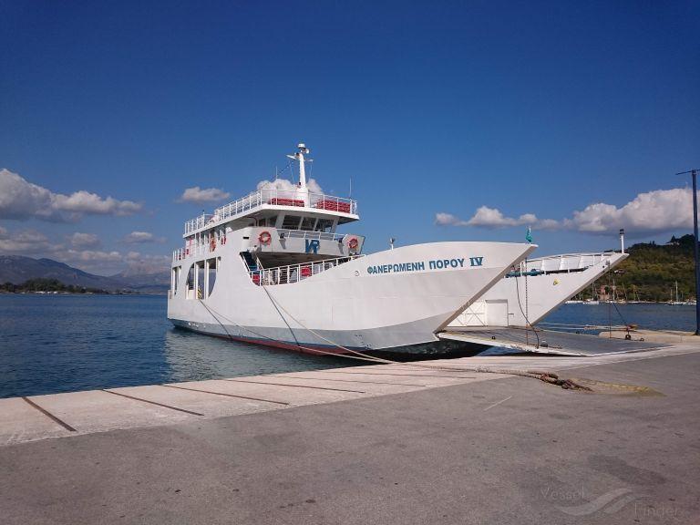 Φωτογραφία του πλοίου FANEROMENI POROU IV