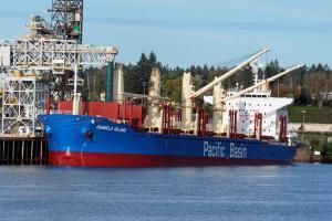 Photo of ISABELA ISLAND ship