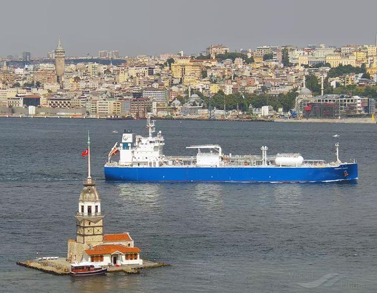 Φωτογραφία του πλοίου TRAMMO PARIS