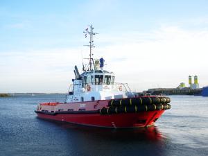 Photo of ZUBR ship