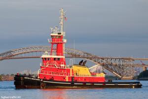 Photo of MORTON BOUCHARD JR ship