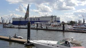 Photo of GLOVIS SONIC ship