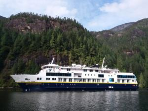 Photo of NAT GEO QUEST ship