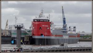 Photo of EGBERT WAGENBORG ship