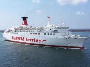 Photo of HABIB ACHOUR ship